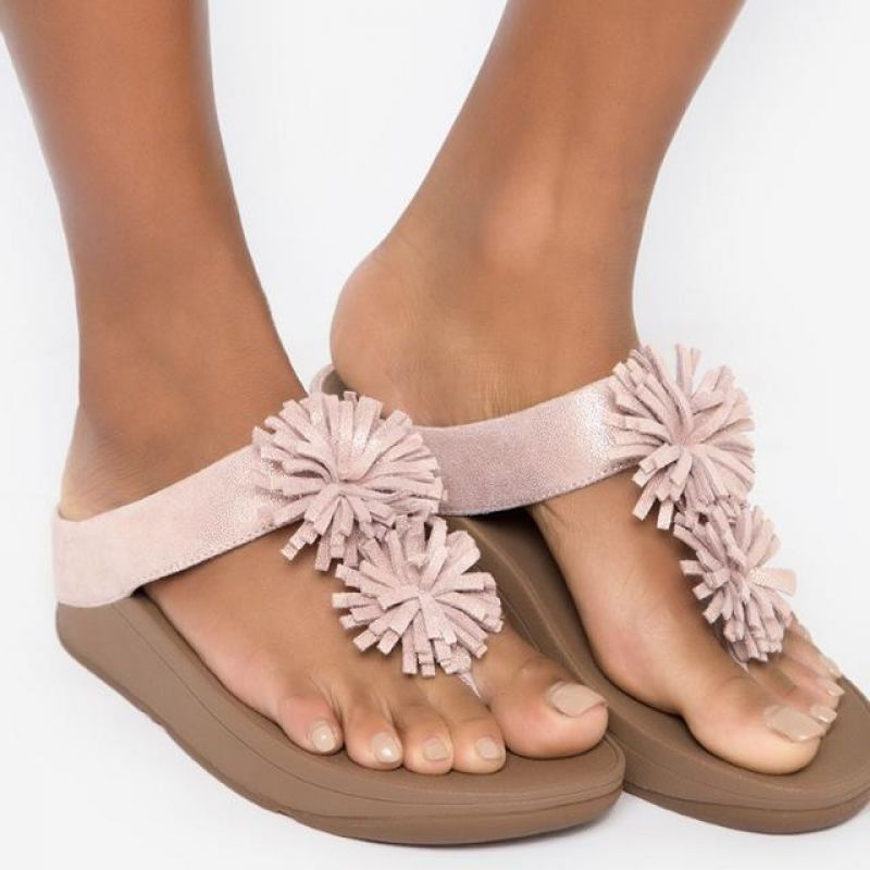 Fitflop Skyrocket Rose Gold 38