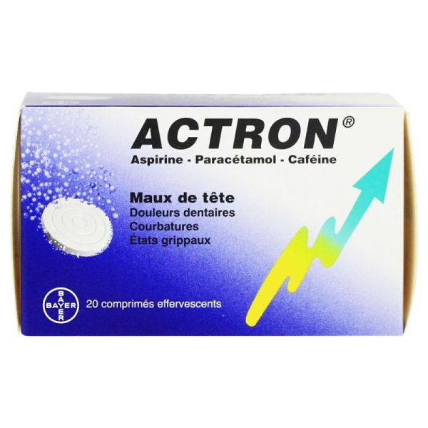 Actron Cpr Eff B/20